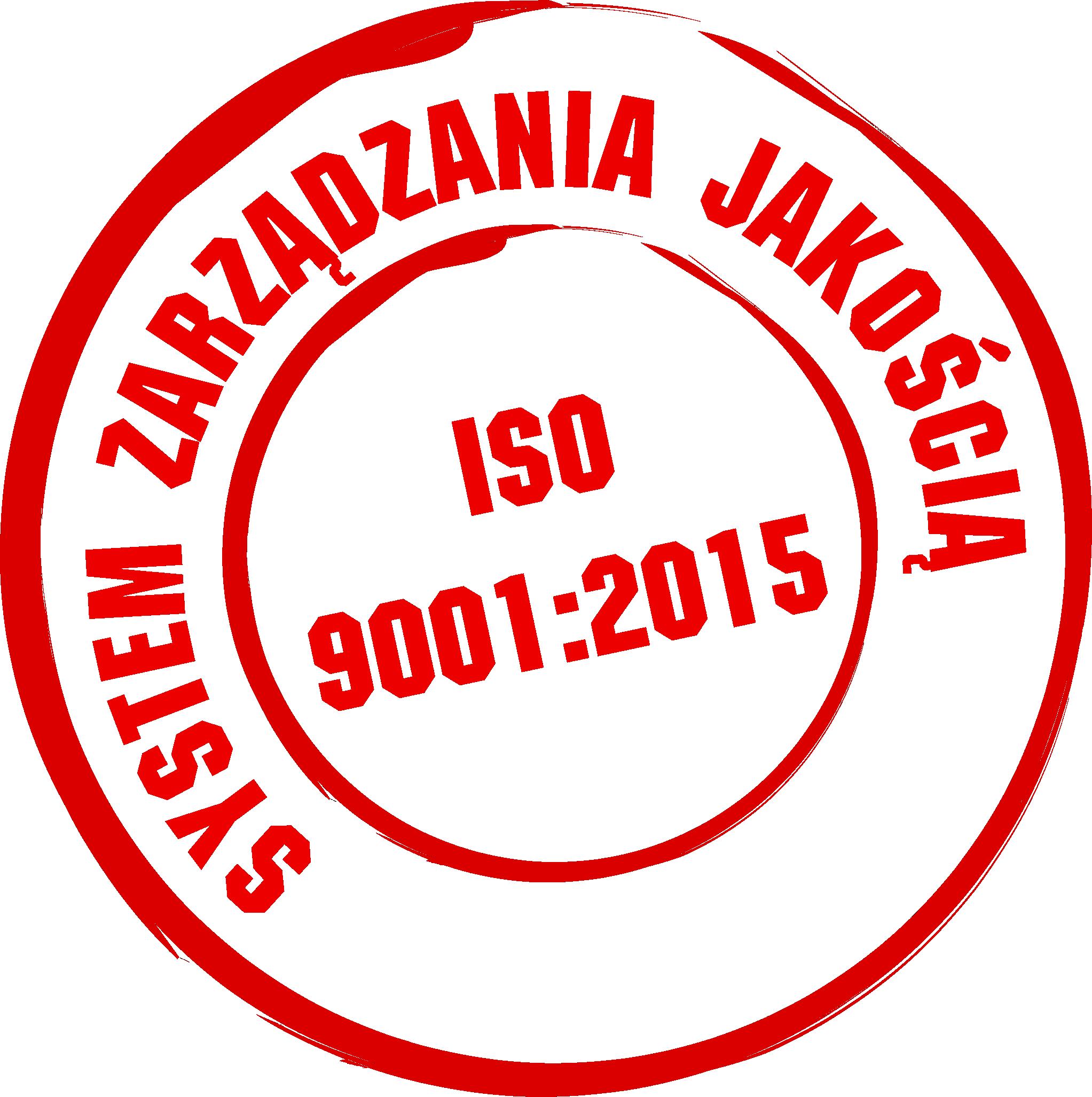 System zarządzania jakością ISO 9001:2000 DE