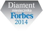 Diament miesięcznika Forbes 2014 ENG